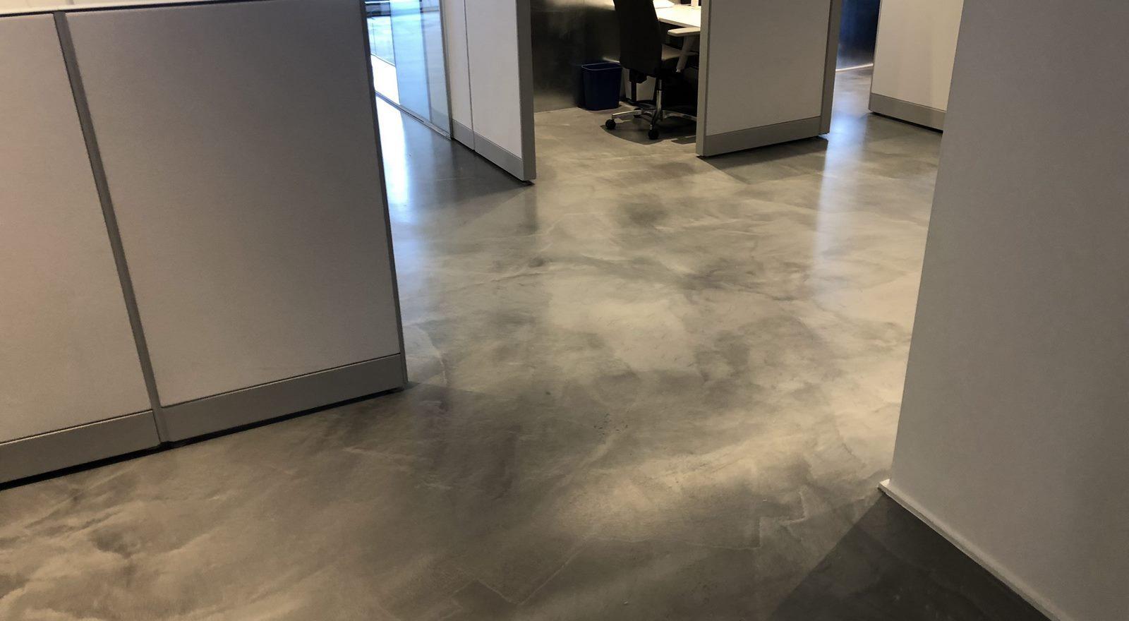 epoxy métallique bureau
